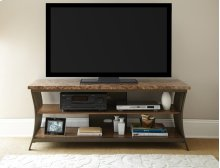 "Collison Faux MarbleTop TVStand 60"" x 18"" x 24"""