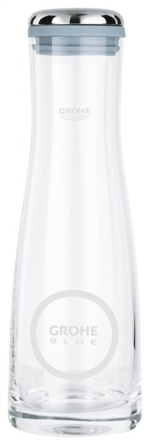 GROHE Blue Glass carafe
