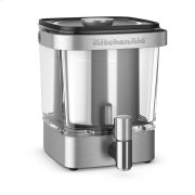38 oz Cold Brew Coffee Maker - Stainless Steel Product Image