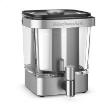 38 oz Cold Brew Coffee Maker - Stainless Steel