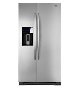30 cu. ft. Side-by-Side Refrigerator with MicroEdge shelves