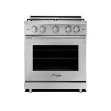 "30"" Heritage Gas Pro Range-Color Liquid Propane High Alt."