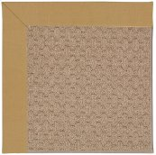 Creative Concepts-Grassy Mtn. Canvas Brass Machine Tufted Rugs