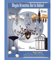 AS SEEN IN HOME LIGHTING AND ACCESSORIES DEC. '04 AND RESIDENTIAL LIGHTING DEC. '04