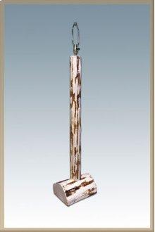 Montana Log Floor Lamp