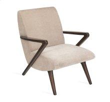 Florin Lounge Chair - Beige Latte
