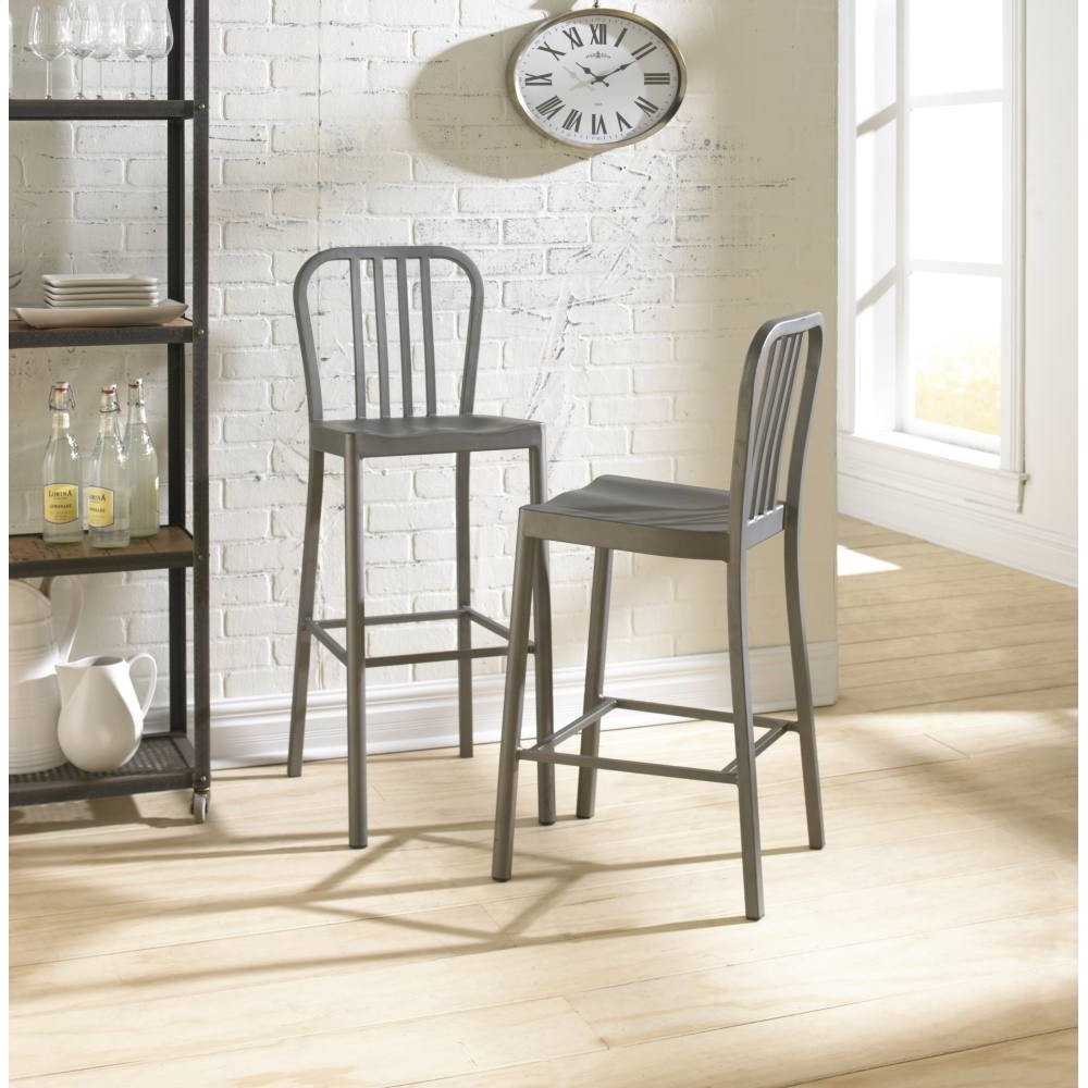 York Bar Height Stool