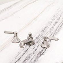 Metropole Faucet - Polished Nickel