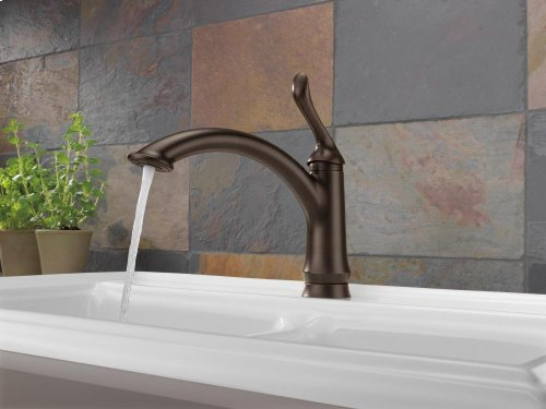 Venetian Bronze Single Handle Kitchen Faucet