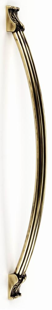 Fiore Appliance Pull D1476-18 - Polished Antique