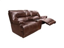 Davis Double Reclining Loveseat Console 68186PG