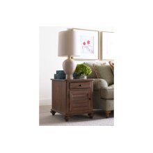 Weatherford Chairside Table