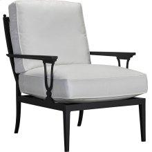Winterthur Estate Lounge Chair - X Back