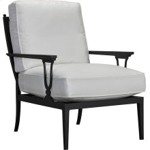 Winterthur Estate Lounge Chair - X Back