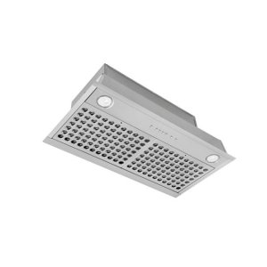 BestAlefrun 28-in. 600 CFM Stainless Steel Power Pack Range Hood Insert with PURLED Light System