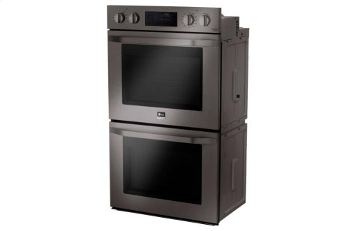 LG STUDIO 9.4 cu. ft. Double Built-In Wall Oven