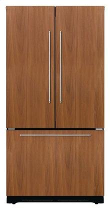 "36"" Counter-Depth French Door Bottom-Freezer Benchmark Series - Custom Panel B22CT80SNP"