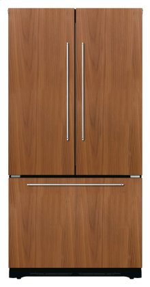 "36"" Counter-Depth French Door Bottom-Freezer Benchmark Series - Custom Panel B22CT80SNP"
