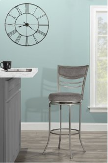 Amherst Swivel Bar Stool