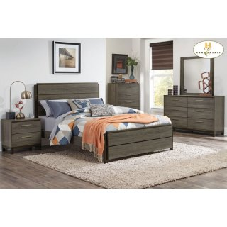 Vestavia Queen Bed