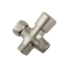 Brushed Nickel Inversa Diverter