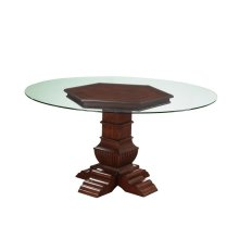 Casa del Mar Pedestal Dining Table
