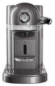 Nespresso® Espresso Maker by KitchenAid® - Medallion Silver Product Image