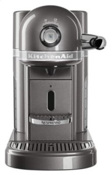 Nespresso® Espresso Maker by KitchenAid® - Medallion Silver