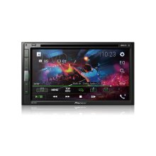 """Multimedia DVD Receiver with 6.8"""" WVGA Display, and Built-in Bluetooth®"""