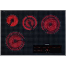 "30"" 4-Burner KM 5840 Electric Cooktop - Ceran® Glass Electric Cooktop (208V)"