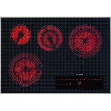 "30"" 4-Burner KM 5840 Electric Cooktop - Ceran® Glass Electric Cooktop (240V)"