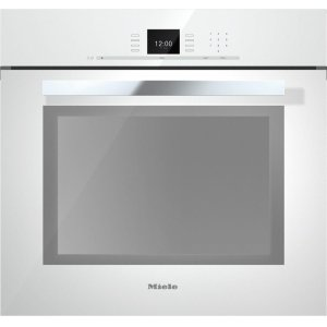 MieleH 6680 BP 30 Inch Convection Oven with touch controls and MasterChef programs for perfect results.