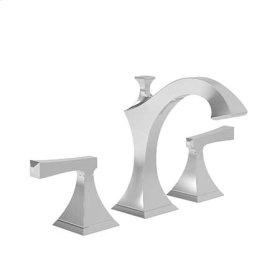 Antique Nickel Widespread Lavatory Faucet