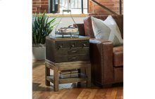 Metalworks Toolbox End Table