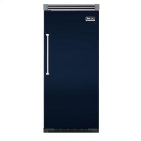 """Viking Blue 36"""" Quiet Cool™ All Refrigerator - VIRB Tru-Flush™ (Right Hinge Door)"""