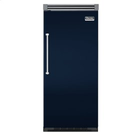 "Viking Blue 36"" Quiet Cool™ All Refrigerator - VIRB Tru-Flush™ (Right Hinge Door)"
