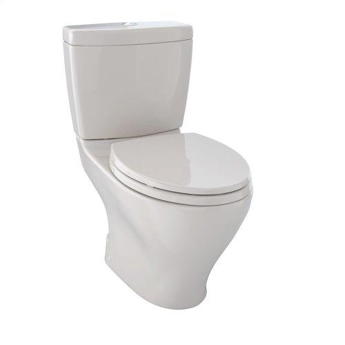 Aquia II Dual Flush Two-Piece Toilet, 1.6 GPF & 0.9 GPF, Elongated Bowl - Sedona Beige