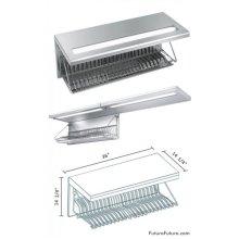 Dish Rack for Streamline