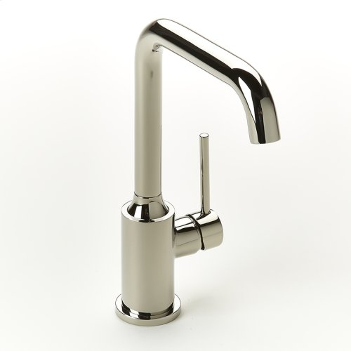Single Lever Lavatory Faucet Taos Series 17 Polished Nickel