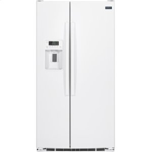 Crosley Side By Side Refrigerator - White - WHITE