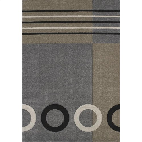 Townshend Tommy Grey Rugs