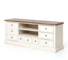 Cornwall Large TV Cabinet