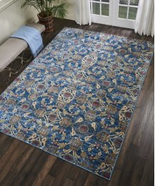 Cordoba Crd05 Denim Rectangle Rug 3'11'' X 5'11''