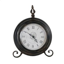 Elias Table Clock,Large