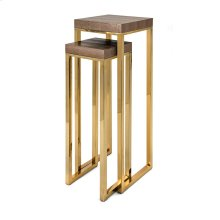 Markov Stainless Steel Stands - Set of 2