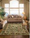 TAHOE TA10 GRE RECTANGLE RUG 5'6'' x 8'6''