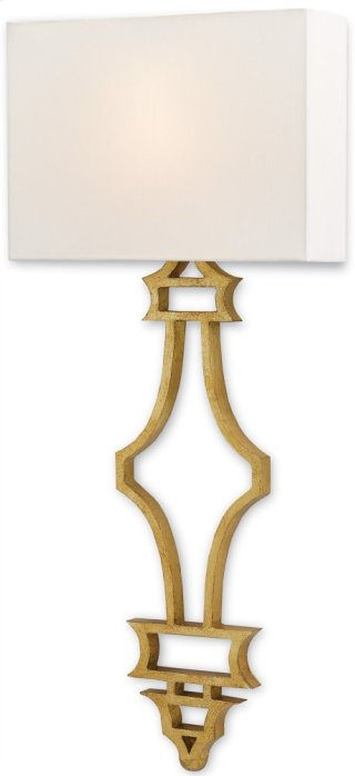 Eternity Wall Sconce - 14w x 32h x 4d
