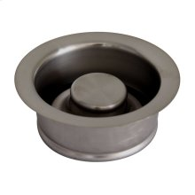 Kitchen Drain - Brushed Nickel