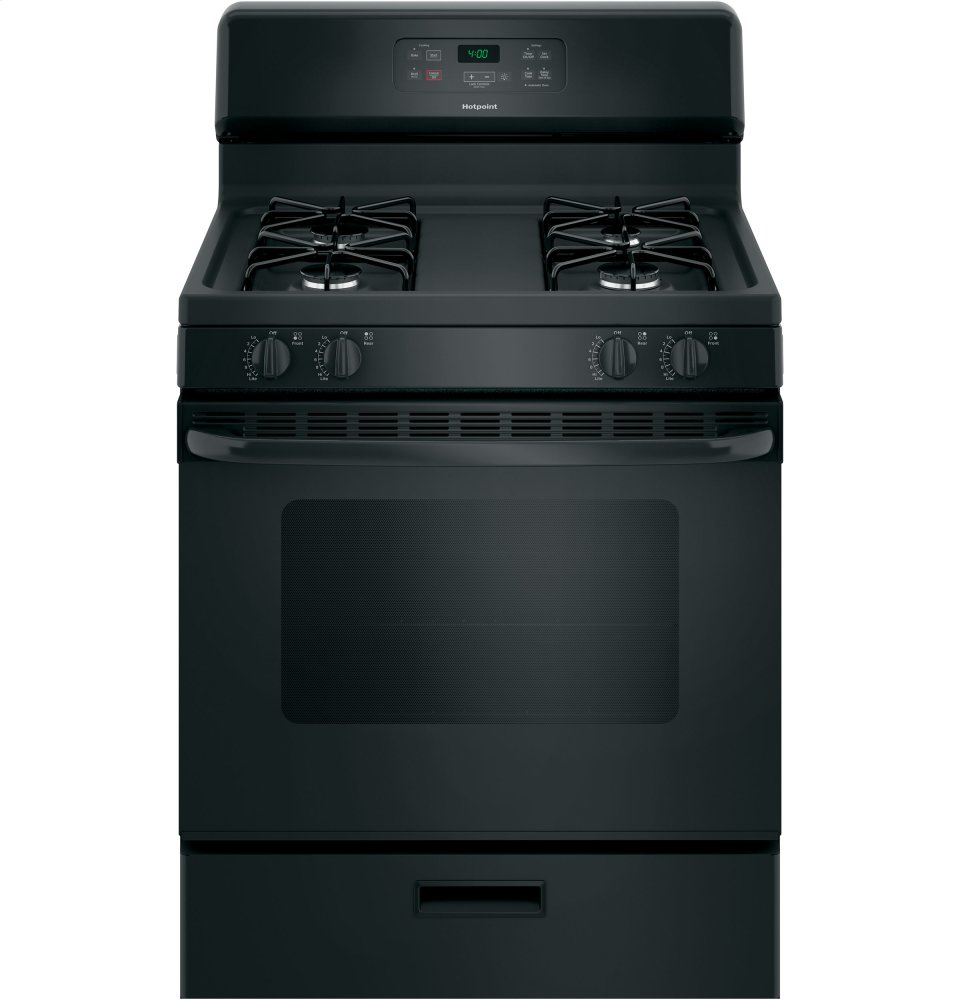 "30"" Free-Standing Standard Clean Gas Range Photo #1"