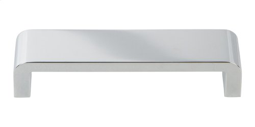 Platform Pull 5 1/16 Inch - Polished Chrome
